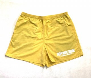 TOPNATION SHORTS<br>(YELLOW)