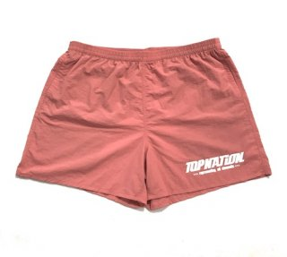 TOPNATION SHORTS<br>(CORAL)