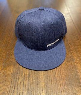 TOPNATION<br>SNAPBACK CAP<br>(NAVY)