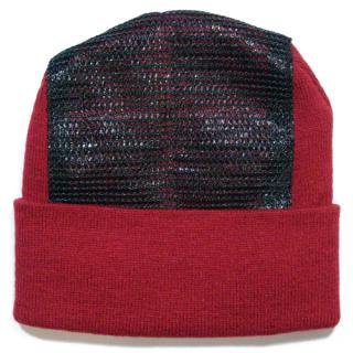 SPIN CAP USA (BURGUNDY/BLACK)