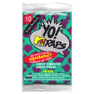 YO ! MTV RAPS MUSICARDS 2<img class='new_mark_img2' src='//img.shop-pro.jp/img/new/icons47.gif' style='border:none;display:inline;margin:0px;padding:0px;width:auto;' />