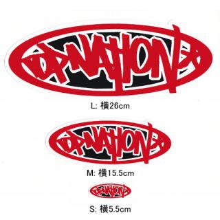 TOPNATION Sticker(S)