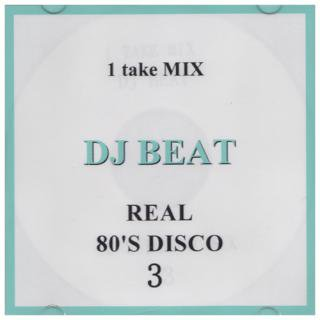 80's REAL DISCO 3 MIX /  DJ BEAT