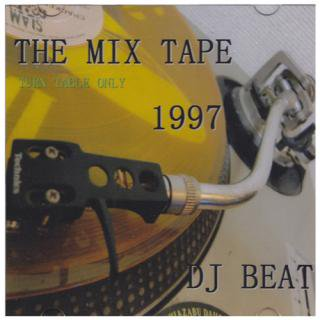 THE MIX TAPE 1997 CD /  DJ BEAT