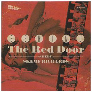 BEHIND The Red Door CD / DJ SKEME RICHARDS
