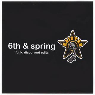 6TH & SPRING CD / KAISTAR
