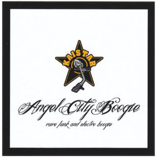 ANGEL CITY BOOGIE CD / KAISTAR