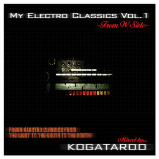 MY ELECTRO CLASSICS VOL.1 -FROM W SIDE- CD / KOGATAROO