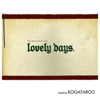 LOVELY DAYS CD / KOGATAROO
