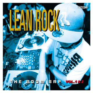 BOOM BOP VOL.1.2 CD / DJ LEAN ROCK