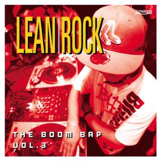 BOOM BOP VOL.3 CD / DJ LEAN ROCK