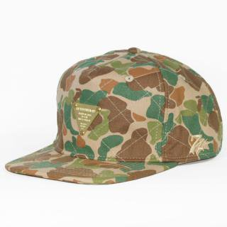 <img class='new_mark_img1' src='//img.shop-pro.jp/img/new/icons20.gif' style='border:none;display:inline;margin:0px;padding:0px;width:auto;' />7UNION 3rd EYE QUILT SNAPBACK CAP (DUCK/CAMO)