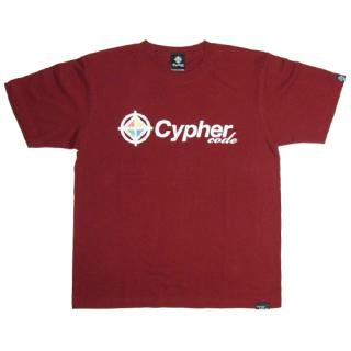 CYPHER CODE T-SHIRT<img class='new_mark_img2' src='//img.shop-pro.jp/img/new/icons47.gif' style='border:none;display:inline;margin:0px;padding:0px;width:auto;' />