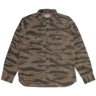 7UNION CAMO POPULATION SHIRTS (TIGER CAMO)<img class='new_mark_img2' src='https://img.shop-pro.jp/img/new/icons47.gif' style='border:none;display:inline;margin:0px;padding:0px;width:auto;' />