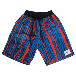 <img class='new_mark_img1' src='//img.shop-pro.jp/img/new/icons20.gif' style='border:none;display:inline;margin:0px;padding:0px;width:auto;' />7UNION ANTHOLOGY GAME BOARD SHORTS (BLUE&RED)