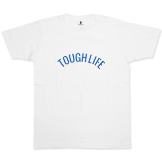 TOUGH LIFE TOUGH ARCH2 T-SHIRT(WHITE)<img class='new_mark_img2' src='//img.shop-pro.jp/img/new/icons47.gif' style='border:none;display:inline;margin:0px;padding:0px;width:auto;' />