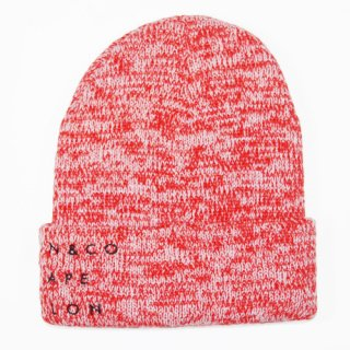 7UNION <br>ESCAPE BABYLON BEANIE<br> (RED)