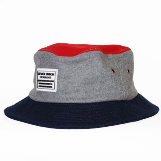 7UNION 3TONE PALEN BACKET (NAVY/GREY RED)
