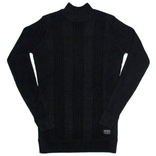 SERIOUS MOCKNECK<br> (BLACK)<img class='new_mark_img2' src='//img.shop-pro.jp/img/new/icons47.gif' style='border:none;display:inline;margin:0px;padding:0px;width:auto;' />