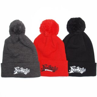 FREESTYLE SESSION  <br>PUFF BEANIE