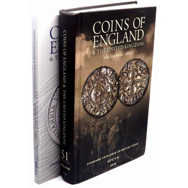 <img class='new_mark_img1' src='//img.shop-pro.jp/img/new/icons29.gif' style='border:none;display:inline;margin:0px;padding:0px;width:auto;' />英国 COINS OF ENGLAND &THE UNITED KINGDOM 2016 SPINK コインカタログ 51st EDITION