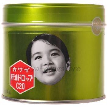 カワイ肝油ドロップ C20 200粒