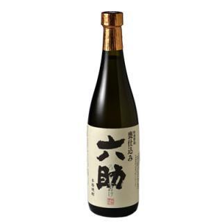 六助[25度] 720ml瓶