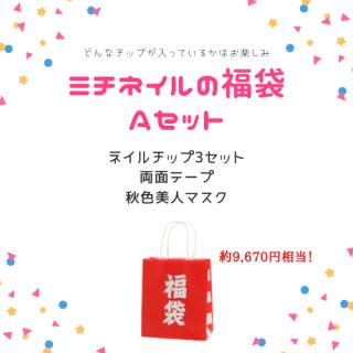 【数量限定】福袋Aセット(チップ3セット入)