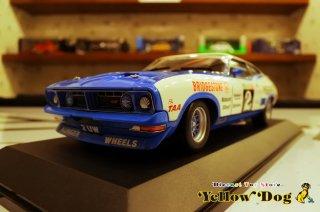 クラシック カーレクタブルズ 1/18 1976 フォード XB ファルコン ハードトップ バサースト