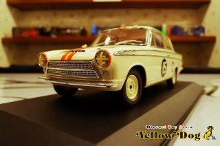 クラシックカーレクタブルズ 1/18 1964 バサースト ウイナー イングリッシュ フォード コーティナ GT