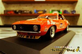 クラシックカーレクタブルズ 1/18 1972 シボレー カマロ ZL-1 ATCC Winner #76 ボブ・ジェーン