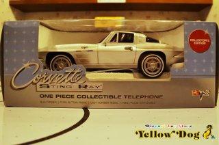 1963 シボレー コルベット スティングレイ テレフォン
