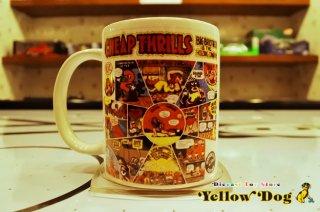 ジャニス・ジョプリン チープ スリルス ビッグブラザー & ザ ホールディングカンパニー マグカップ