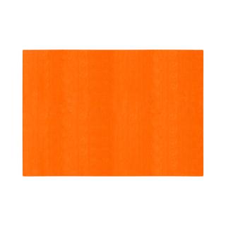 長方形/オレンジ