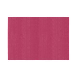 長方形/ワインレッド