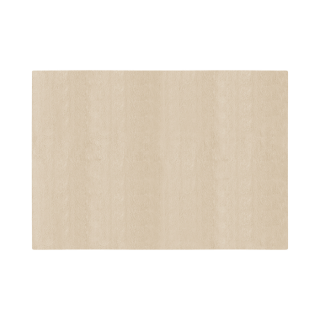 長方形/アイボリー