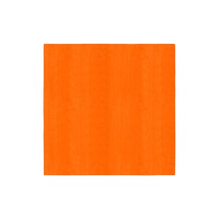正方形/オレンジ