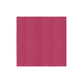 正方形/ワインレッド