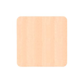 正方形(角丸15)/ピーチ