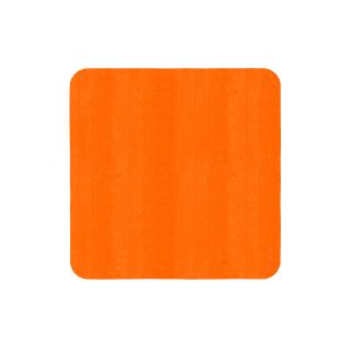 正方形(角丸15)/オレンジ