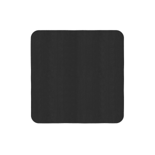 正方形(角丸15)/ブラック