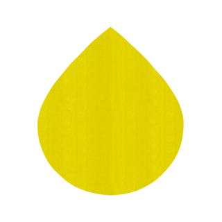 しずく形/レモン