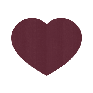 ハート形/チョコレート