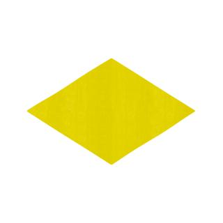 ひし形/レモン