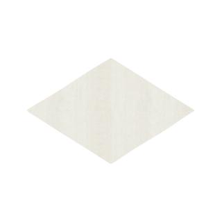 ひし形/ミルキーホワイト