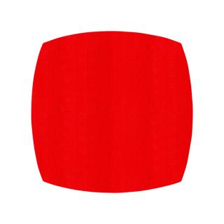 ふっくら四角形/ストロベリー