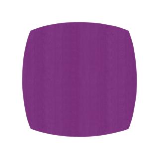 ふっくら四角形/プラム