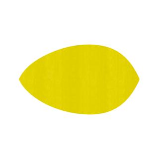 リーフ形/レモン