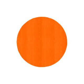 円形/オレンジ