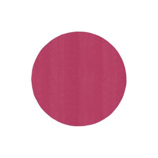 円形/ワインレッド